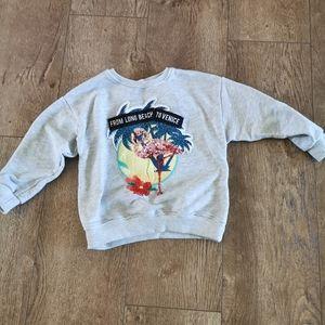 2/$20 Zara girls sweater size 4